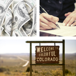 sell land, sell land online, sell land in Colorado